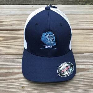 Port Authority Lions  Men Hats Baseball Cap Flexfi